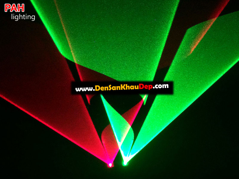 Laser Bicolor Red_Green