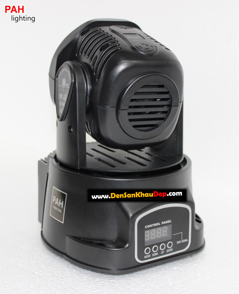 Đèn Rocket moving head 6in1