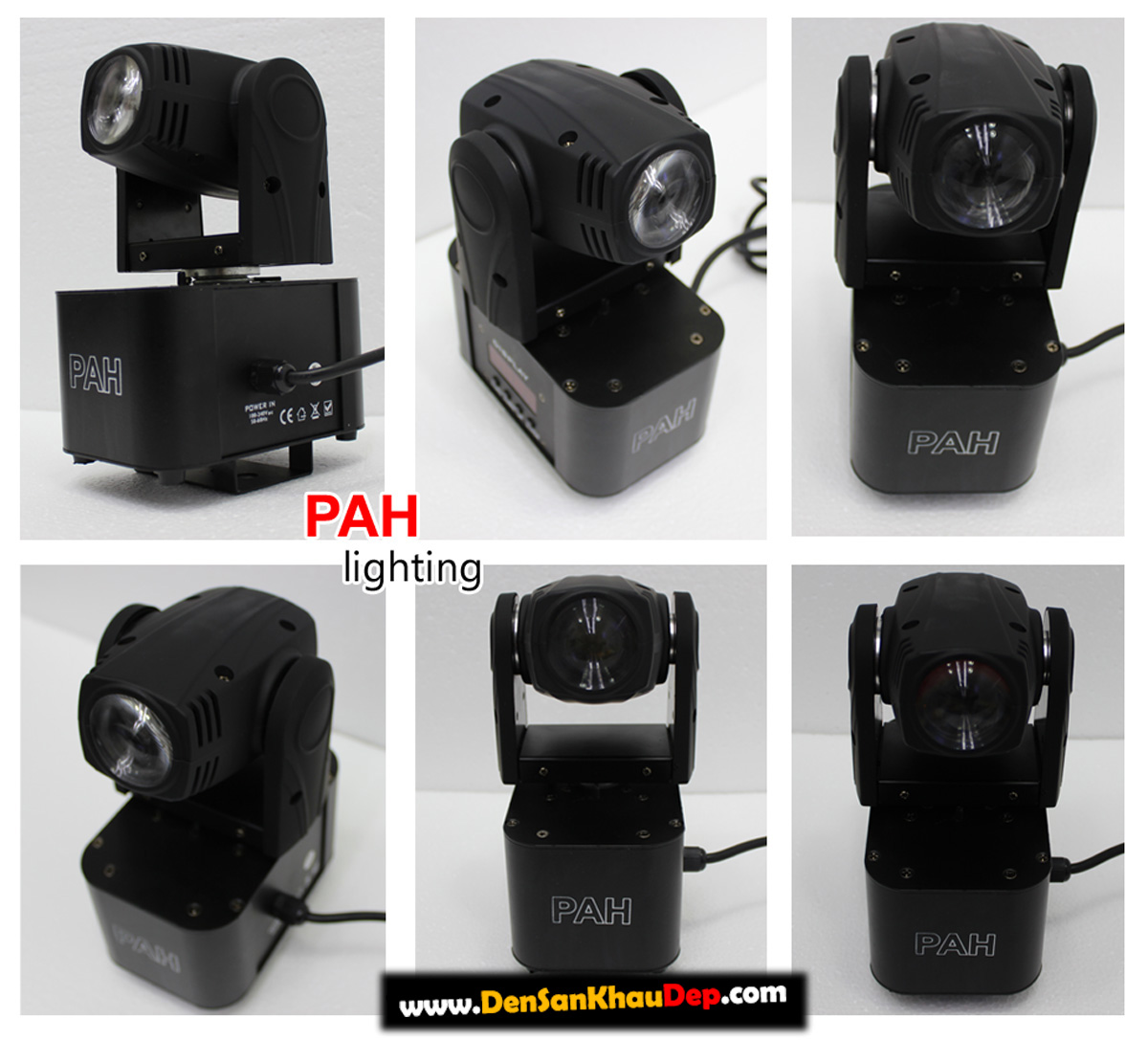 Đèn moving head mini Tony
