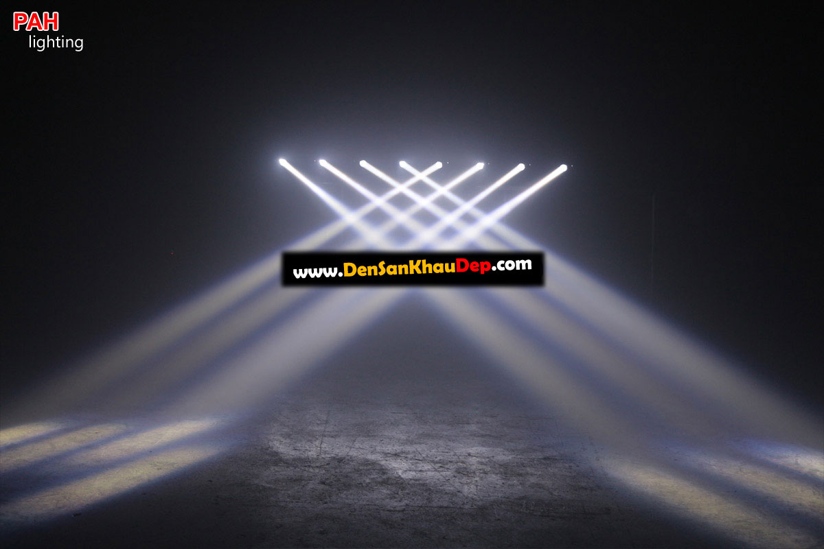 Moving Led Four Beam