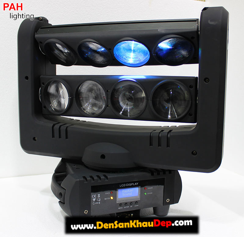 Đèn moving LED Spider