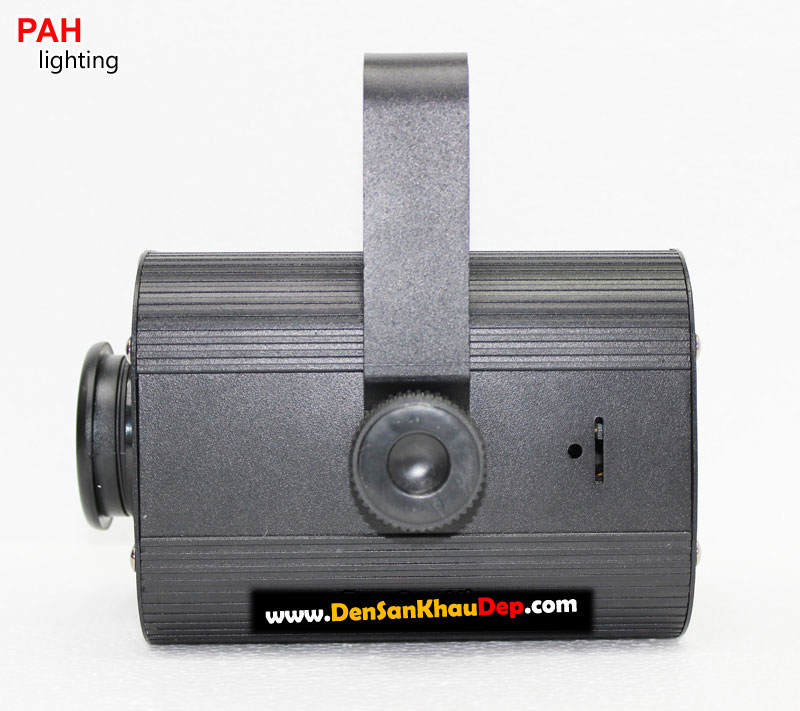Đèn follow led mini rọi ca sĩ