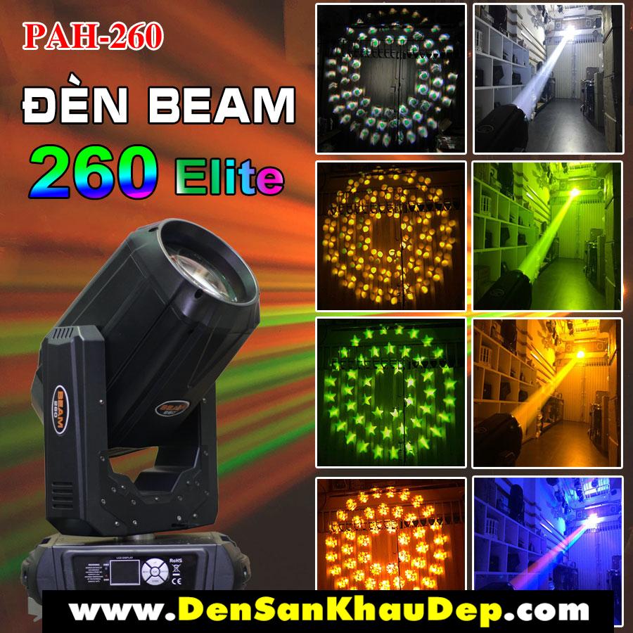 Đèn Moving Head Beam 260w