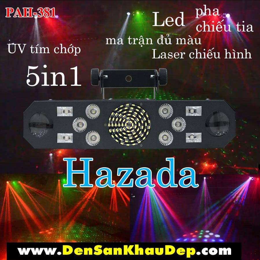Đèn Trang Trí Phòng Karaoke HAZADA