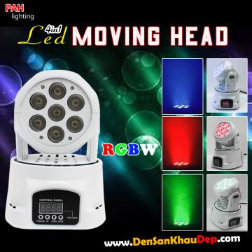 Moving head led mini