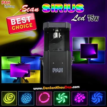 Scan Led Sirius