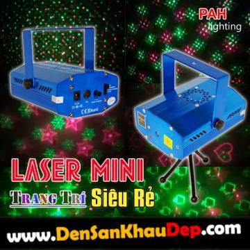 Laser chấm bi mini siêu rẻ