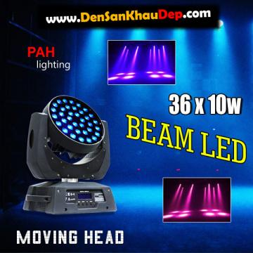 Moving Led Beam Zoom Radar