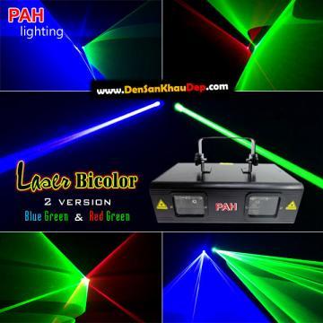Đèn tia Laser Bicolor