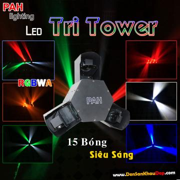 Led Tri Tower siêu sáng