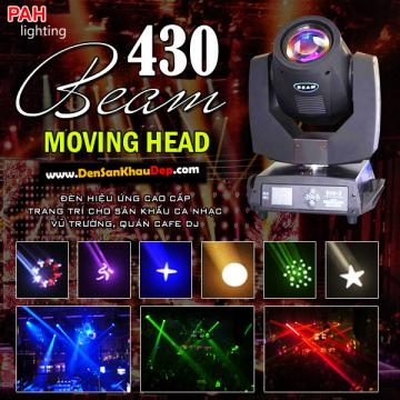 Moving head Beam 430