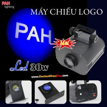Đèn LED chiếu Logo