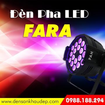 Thuê đèn LED cao cấp pha sân khấu
