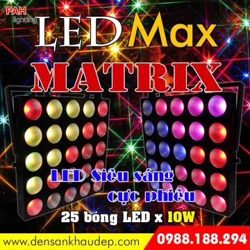 LED Max Matrix