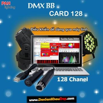 Card BB DMX 128
