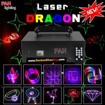 Đèn Laser trang trí 7 màu