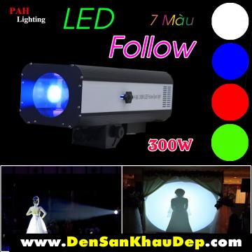 Đèn Follow Led 300w