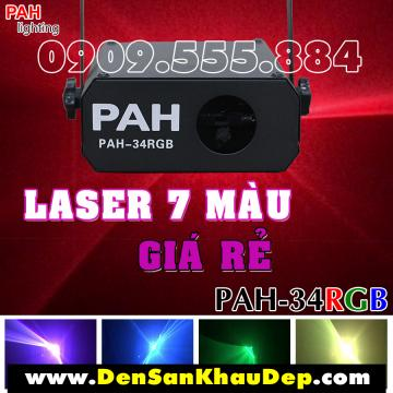 Đèn Laser 7 Màu Karaoke Gia Đình