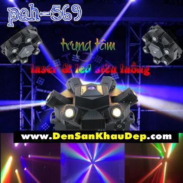 Đèn Xoay Karaoke MAHA