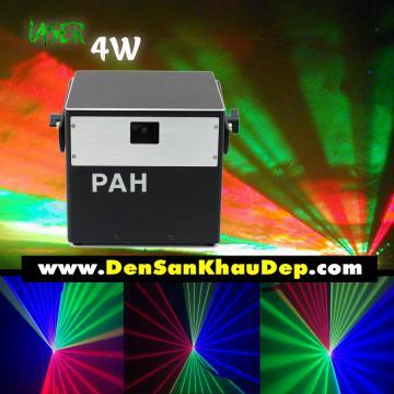 Đèn Laser Công Suất Lớn 4w