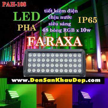 Đèn Pha Hắt Cao Ốc FARAXA
