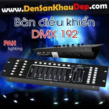 Bàn điều khiển DMX 192