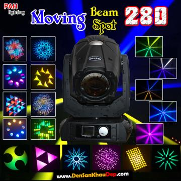 Moving head Beam Spot 280