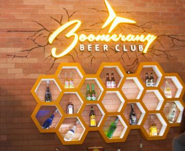 Boomerang Beer Club