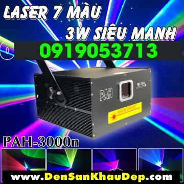 Đèn Laser Công Suất Lớn 3W