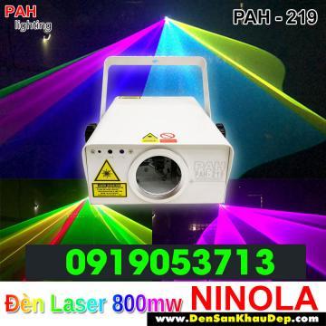 Đèn Laser Giá Rẻ Ninola 7 Màu