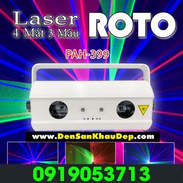Đèn Laser Vũ Trường Roto