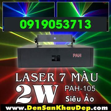 Đèn Laser Công Suất Cao 2W