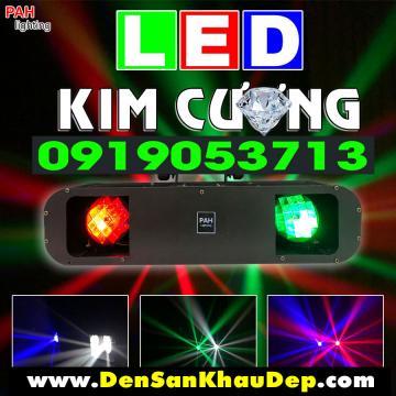 Đèn Led Karaoke Kim Cương