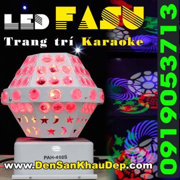 Đèn LED hiệu ứng Fasu cho Karaoke