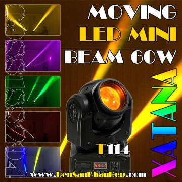 Đèn moving head LED Beam 60W