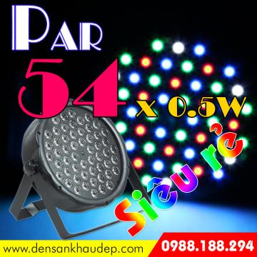 Par LED 54 giá siêu rẻ