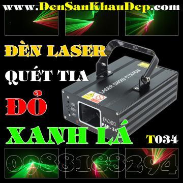 Laser 2 màu giá rẻ