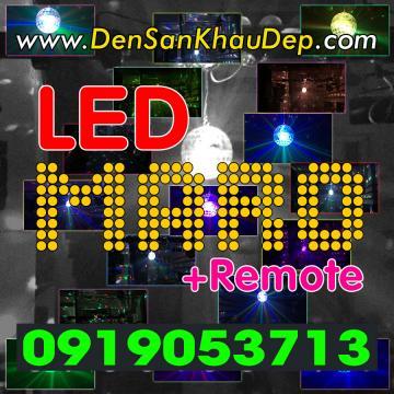 Đèn trái châu LED giá rẻ