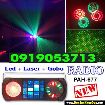 Đèn Trang Trí Karaoke Radio