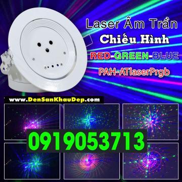 Đèn Trang Trí Laser Âm Trần RGB