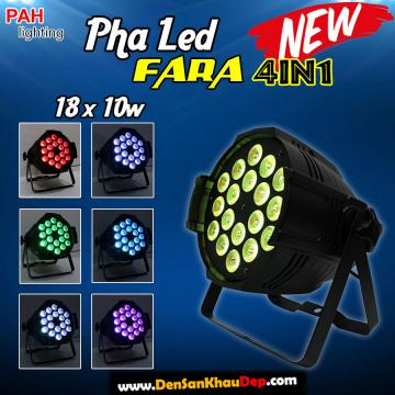 LED pha FARA full color