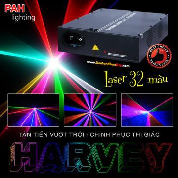 Laser 32 màu