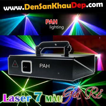 Laser 7 màu giá rẻ