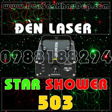 Đèn Laser Star Shower 503RG