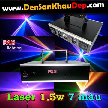Laser 7 màu 1,5W