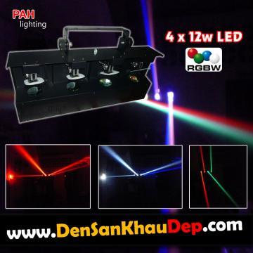Scan LED 4 cửa gương