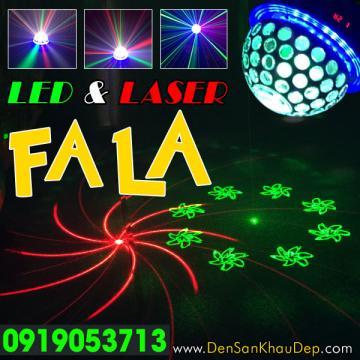 Đèn LED Laser FALA trang trí karaoke