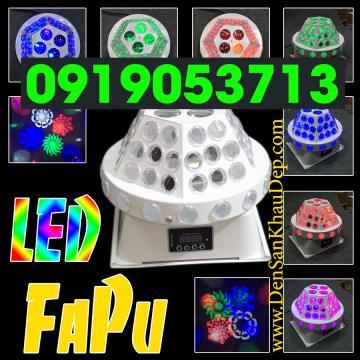 LED FaPu trang trí giữa phòng Karaoke