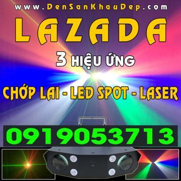 LED LaZaDa 3 hiệu ứng