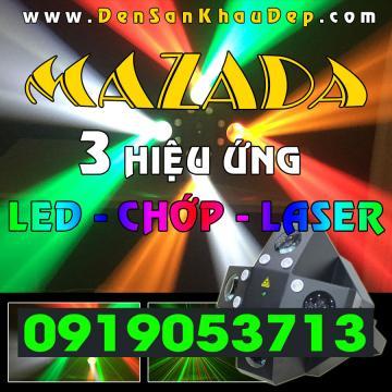 LED MaZaDa 3 hiệu ứng